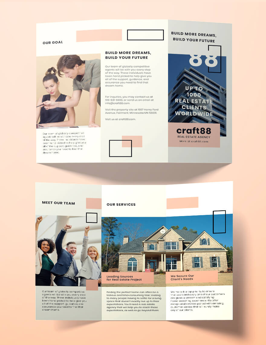 Brochure-Real-Estate-Agency