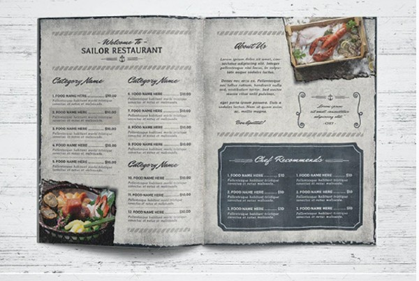 Sailor Restaurant Package