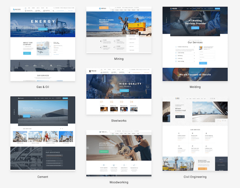 Homepage Layout